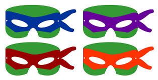 teenage mutant ninja turtles masks frugal cape