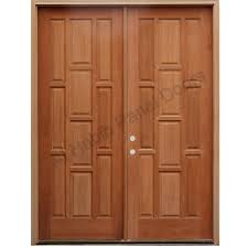 fresh front door designs wood for you 13040