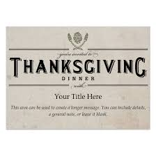 formal thanksgiving dinner invitation invitations cards on