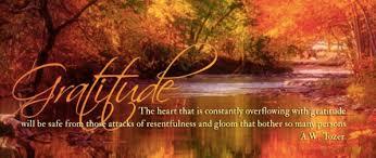tip of the week thanksgiving gratitude dissolves walls