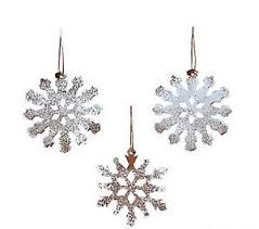 cheap snowflake metal ornaments find snowflake metal ornaments