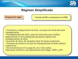 lista blanca sri ecuador explicación nuevo reglamento tributario ecuador
