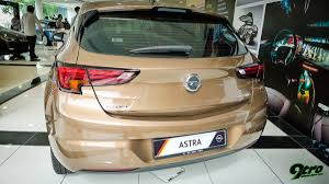 opel singapore opel astra singapore launch 9tro
