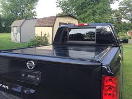 nissan titan tonneau cover nissan frontier and titan truck retractable bed covers by peragon