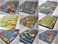 teppich kinderzimmer junge teppiche für kinder mit fuß motiv ebay