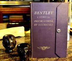 rolls royce and bentley owners manuals parts lists and other