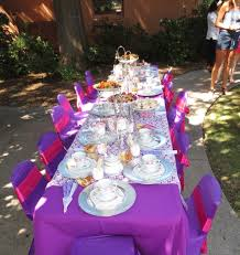 tea party table and chairs themes for kids party rental kids sized party rentals in s california