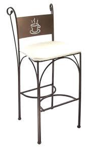 bureau 60 cm chaise hauteur assise 60 cm chaise haute en fer forgac coffee