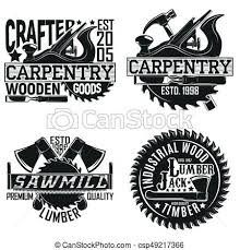 design a vintage logo free vintage logo design set of vintage woodworking logo clip art
