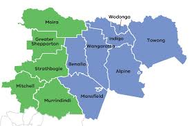 Lake Victoria Map Victoria U0027s Hume Region Victorian Regions And Regional Cities
