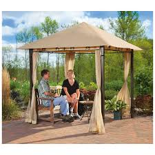 Patio Gazebo by Patio Gazebo Brings Peace And Romance In Your Home
