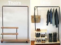 clothes rack in bedroom – kivaloub