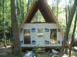 tiny a frame house plans 20x32 a frame cabin central ky homes chalet pinterest cabin