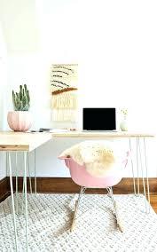 pink furry desk chair faux fur office chair furry chair furry desk chair bed bath and