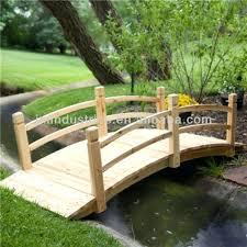 decorative metal garden bridge ornamental garden pond bridges
