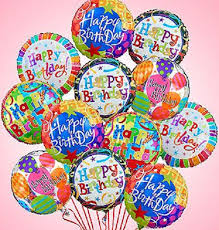 mylar balloon bouquet birthday mylar balloon bouquet kremp