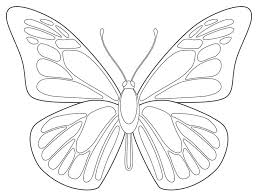 25 butterfly template ideas felt butterfly
