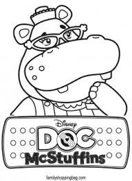 free doc mcstuffins coloring pages doctora juguetes
