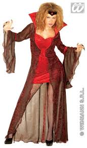 Baroque Halloween Costumes Female Halloween Costumes Halloween Fancy Dress Red Devil