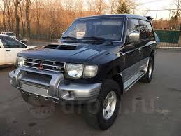 mitsubishi pajero 1998 мицубиси паджеро 1998 во владивостоке продам pajero с левым рулем
