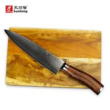 vg10 kitchen knives aliexpress com buy sunlong 8 inch chef knives vg10 steel core