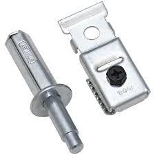 Bifold Closet Doors Hardware Shop Stanley National Hardware 0 5 In Bifold Closet Door Top Pivot