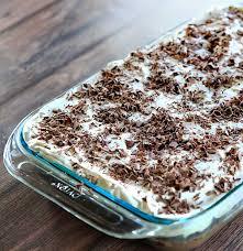 chocolate mudslide poke cake brown eyed baker