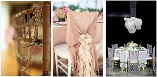 diy wedding chair covers the middle chair but with black white and colors