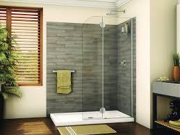 Interior Door Install by Bathroom Glass Shower Door Kits Shower Double Doors Frameless