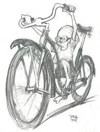 zillustration studio news u0027s bike
