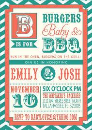 bbq baby shower ideas coed baby shower invitations bbq party xyz