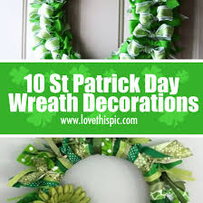 s day wreath 10 st day wreath decorations