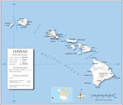 Molokai Map Reference Map Of Hawaii Usa Nations Online Project