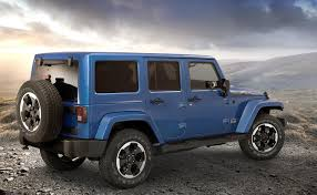 2017 jeep wrangler unlimited limited 2014 jeep wrangler polar edition launches in north america