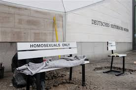 bench berlin german museum launches show on 150 years of gay history inquirer