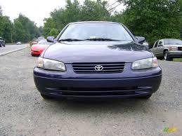 1998 toyota camry 1998 dusk blue pearl toyota camry le 16578376 gtcarlot com