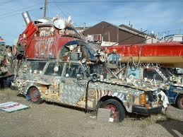 pixel art car file goldfield nv the former sculpture and art car exhibit