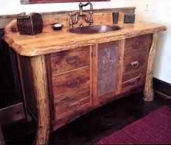 Bathroom Vanity Furniture by Rustic Bathroom Vanities Home Design By John