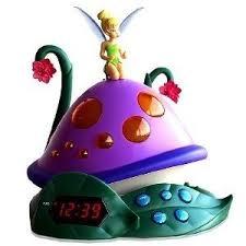 amazon disney fairies tinkerbell friends alarm clock