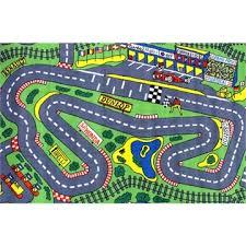 Car Play Rugs Formula One F1 Grand Prix Racing Track Car Rug Fun Kids Ideas