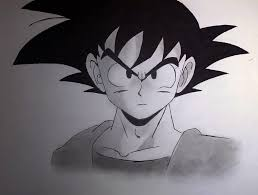 let u0027s speed draw son goku dragon ball youtube