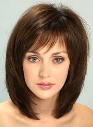 short hairstyles with center part and bangs black hairstyles long hair short hair april 2014