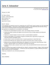 elementary principal u0027s cover letter example cover letters