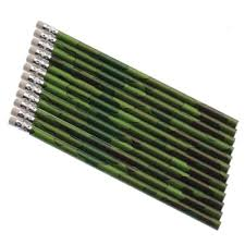 Camouflage Favors by Army Pencil Favors