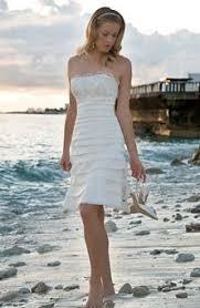 tea length handkerchief wedding dresses 2013 summer casual beach
