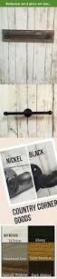 Rustic Bathroom Accessories Sets by Bathroom Set 2 Piece Set Double Toilet Paper Holder And Towel Bar
