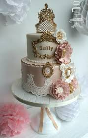 Vintage Cake Design Ideas 134 Best Cakes Images On Pinterest Biscuits Cakes And Amazing Cakes