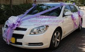 car decorations wedding car decoration zoeken party decorations