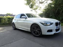 white bmw 1 series sport newcastle 64reg bmw 1 series 118d m sport 5dr diesel white s
