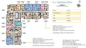 the lakeshore floor plan one lakeshore drive davao park district one lakeshore drive